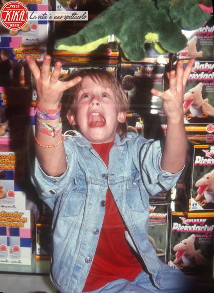 Macaulay Culkin - New York - 01-01-1991 - Mamma ho perso l'aereo si farà, Macaulay Culkin risponde così