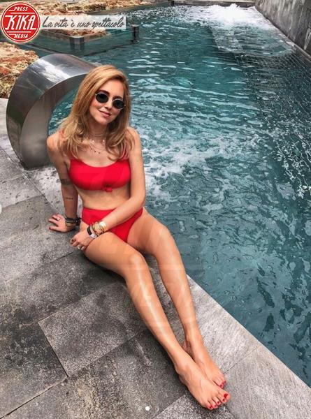 Chiara Ferragni - 29-05-2018 - Estate 2018: Bikini, trikini, intero, qual è il costume per te?