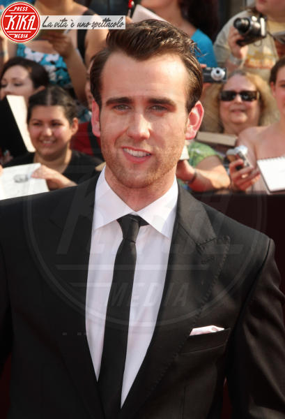 Matthew Lewis - New York - 11-07-2011 - Harry Potter: l'interprete di Neville si è sposato in Italia