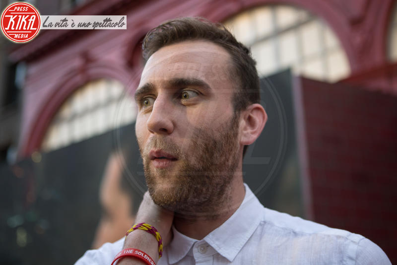 Matthew Lewis - Orlando - 19-06-2014 - Harry Potter: l'interprete di Neville si è sposato in Italia