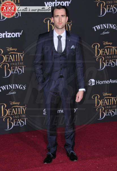 Matthew Lewis - Hollywood - 02-03-2017 - Harry Potter: l'interprete di Neville si è sposato in Italia
