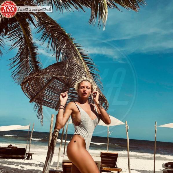 Giulia Provvedi - Messico - 30-05-2018 - Estate 2019: bikini o costume intero, questo è il dilemma!