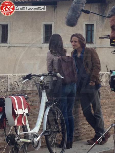 Alessandra Mastronardi - Roma - 04-05-2018 - L'Allieva 2: le foto esclusive di Alessandra Mastronardi sul set