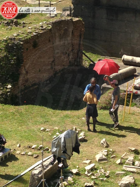 Alessandra Mastronardi - Roma - 23-04-2018 - L'Allieva 2: le foto esclusive di Alessandra Mastronardi sul set