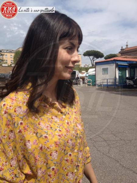 Alessandra Mastronardi - Roma - 18-04-2018 - L'Allieva 2: le foto esclusive di Alessandra Mastronardi sul set
