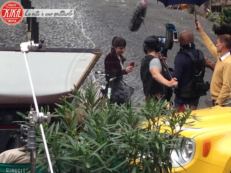 Alessandra Mastronardi - Roma - 07-05-2018 - L'Allieva 2: le foto esclusive di Alessandra Mastronardi sul set