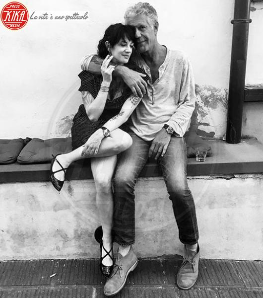 Anthony Bourdain, Asia Argento - Los Angeles - 04-02-2018 - Creative Arts Emmy, Anthony Bourdain vince due premi postumi