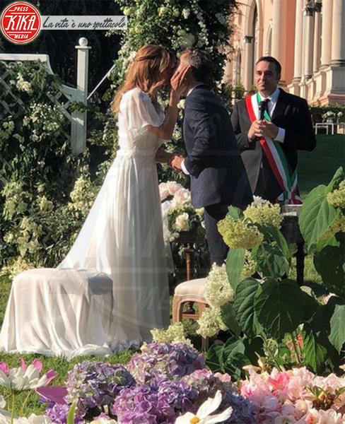 Daniele Bossari, Filippa Lagerback - Varese - Bye bye 2018: i 14 matrimoni piu' belli dell'anno