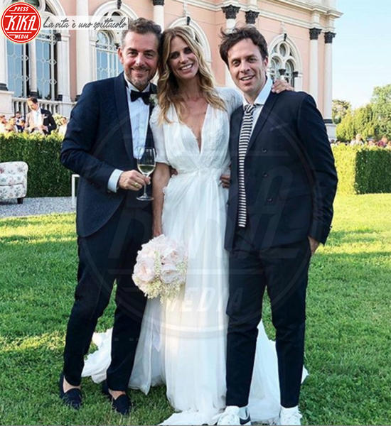 Daniele Bossari, Filippa Lagerback - Varese - 01-06-2018 - Bye bye 2018: i 14 matrimoni piu' belli dell'anno