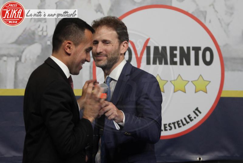 Davide Casaleggio, Luigi Di Maio - Roma - 02-06-2018 - Beppe Grillo: