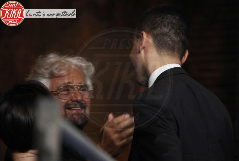 Luigi Di Maio, Beppe Grillo - Roma - 02-06-2018 - Beppe Grillo: