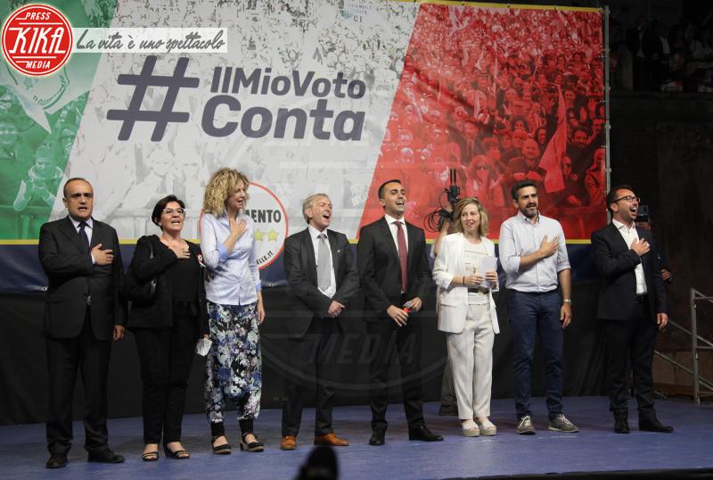 Luigi Di Maio - Roma - 02-06-2018 - Beppe Grillo: