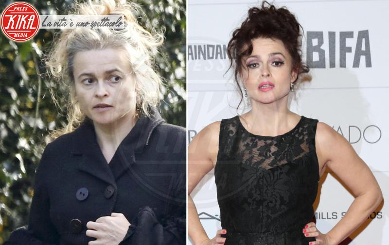 Helena Bonham Carter - 04-06-2018 - Star prima e dopo, il miracolo del make up