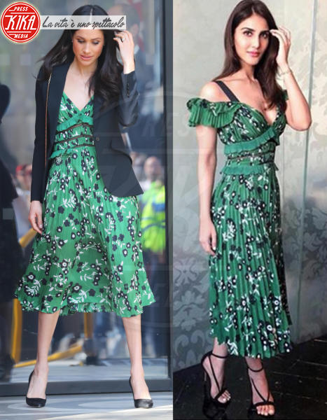Vaani Kapoor, Meghan Markle - 04-06-2018 - Chi lo indossa meglio? Meghan Markle e Vaani Kapoor