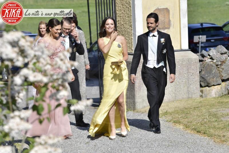 02-06-2018 - Da Evangeline a Irina, sul red carpet lo spacco... spacca!