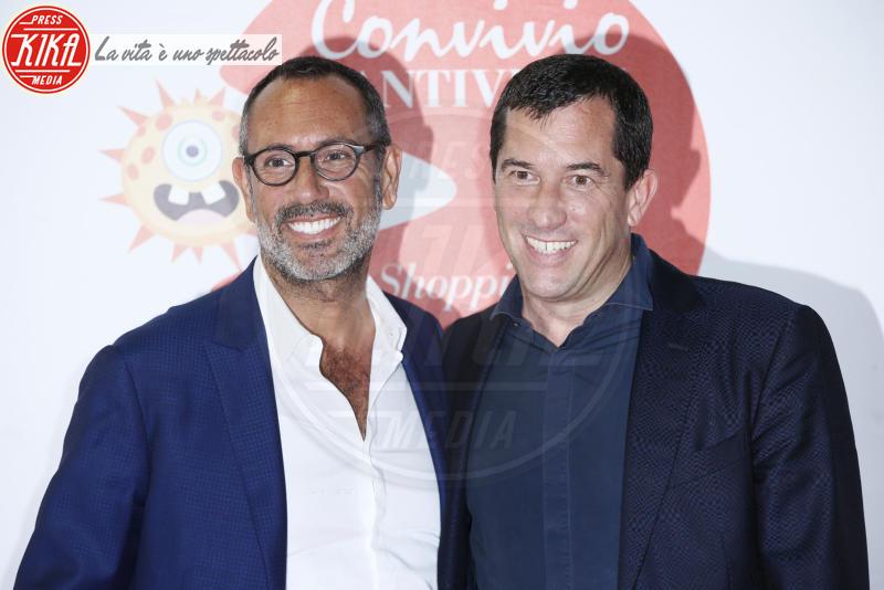 Andrea Castrignano - Milano - 05-06-2018 - Convivio 2018: Palmas-Magnini, una coppia al bacio