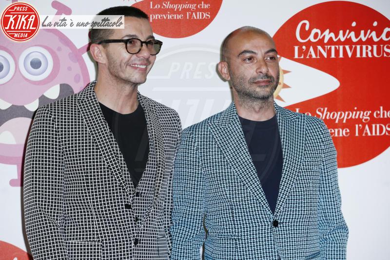 Diego Passoni - Milano - 05-06-2018 - Convivio 2018: Palmas-Magnini, una coppia al bacio