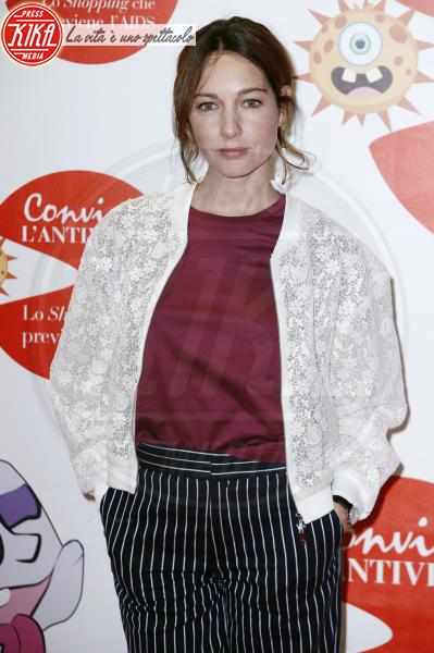 Cristiana Capotondi - Milano - 05-06-2018 - Convivio 2018: Palmas-Magnini, una coppia al bacio