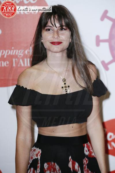 Virginia De Benedetti - Milano - 05-06-2018 - Convivio 2018: Palmas-Magnini, una coppia al bacio
