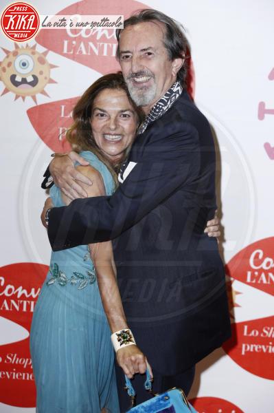 Giovanni Gastel - Milano - 05-06-2018 - Convivio 2018: Palmas-Magnini, una coppia al bacio