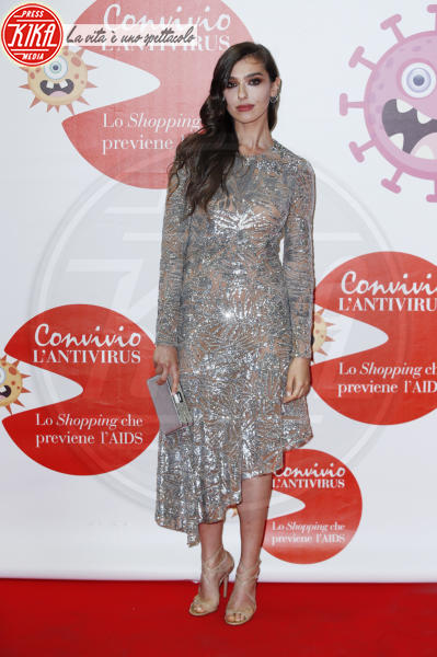 Stella Egitto - Milano - 05-06-2018 - Convivio 2018: Palmas-Magnini, una coppia al bacio