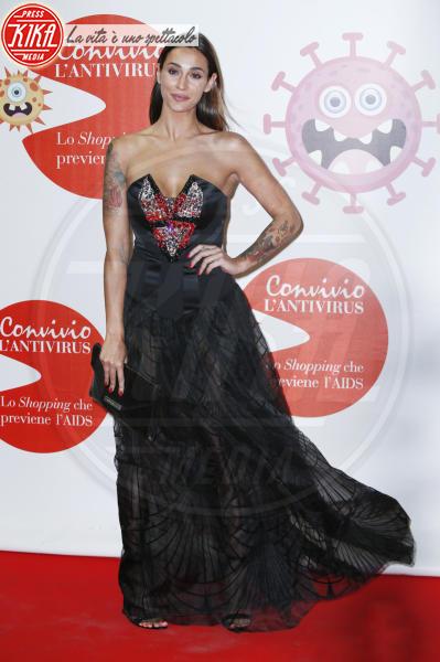 Sonia Lorenzini - Milano - 05-06-2018 - Convivio 2018: Palmas-Magnini, una coppia al bacio