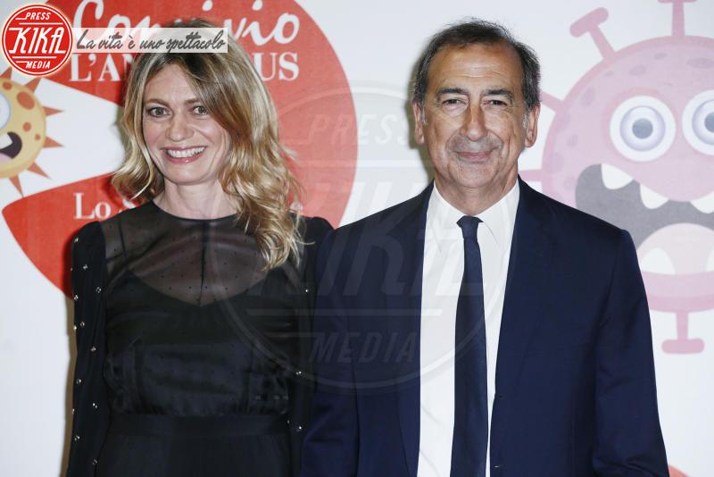 Giuseppe Sala - Milano - 05-06-2018 - Convivio 2018: Palmas-Magnini, una coppia al bacio
