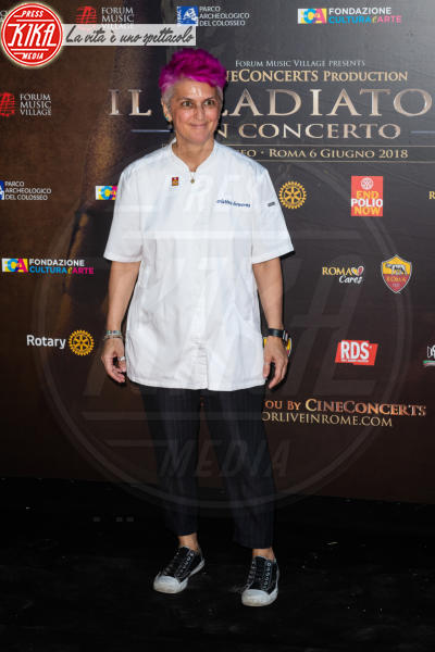 Cristina Bowerman - Roma - 06-06-2018 - Russell Crowe giallorosso: Il Gladiatore incontra Totti
