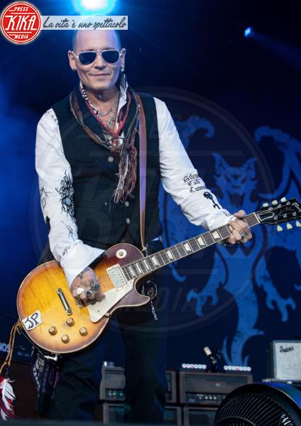 Johnny Depp - Gothenburg - 06-06-2018 - Le star che non sapevate utilizzassero nomi in codice