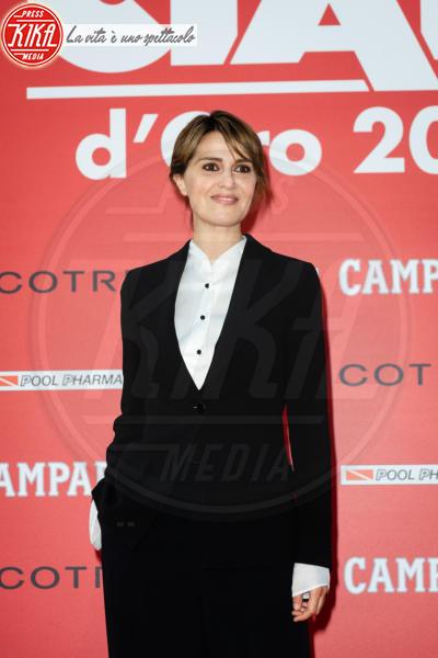 Paola Cortellesi - Roma - 07-06-2018 - Ciak d'Oro, trionfano Ammore e Malavita e Chiamami col tuo nome