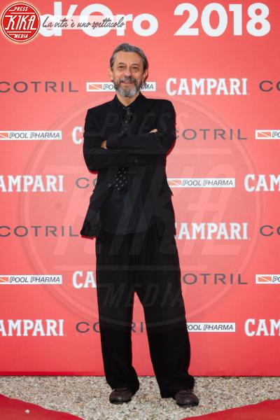 Aldo De Scalzi - Roma - 07-06-2018 - Ciak d'Oro, trionfano Ammore e Malavita e Chiamami col tuo nome