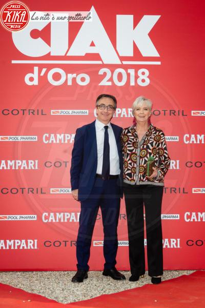 Piera De Tassis - Roma - 07-06-2018 - Ciak d'Oro, trionfano Ammore e Malavita e Chiamami col tuo nome