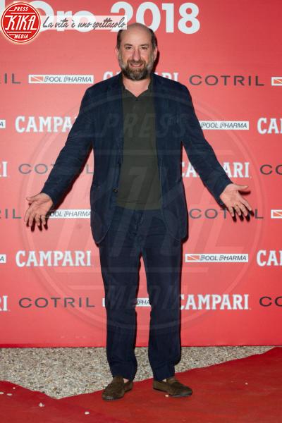 Antonio Albanese - Roma - 07-06-2018 - Ciak d'Oro, trionfano Ammore e Malavita e Chiamami col tuo nome
