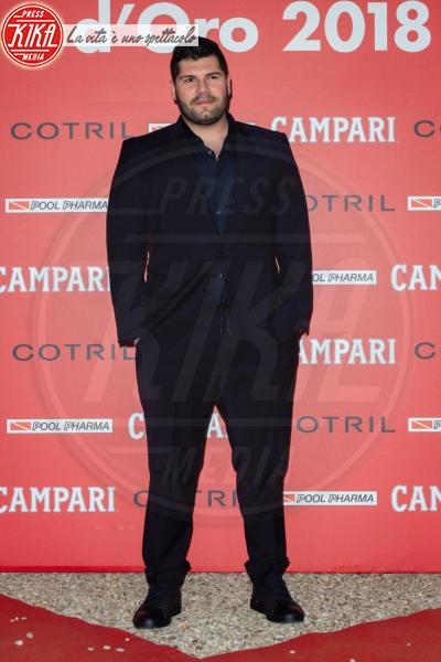 Salvatore Esposito - Roma - 07-06-2018 - Ciak d'Oro, trionfano Ammore e Malavita e Chiamami col tuo nome