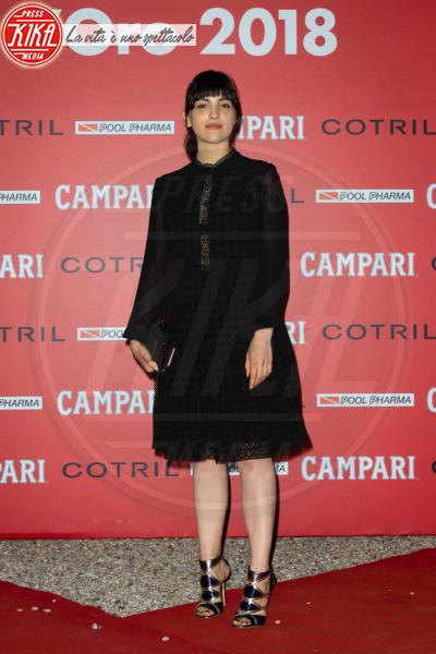 SELENE CARAMAZZA - Roma - 07-06-2018 - Ciak d'Oro, trionfano Ammore e Malavita e Chiamami col tuo nome