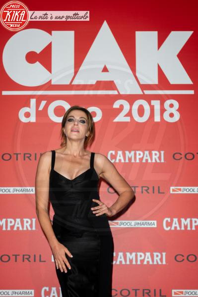 Claudia Gerini - Roma - 07-06-2018 - Ciak d'Oro, trionfano Ammore e Malavita e Chiamami col tuo nome