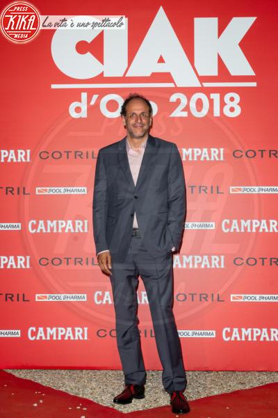 Luca Guadagnino - Roma - 07-06-2018 - Ciak d'Oro, trionfano Ammore e Malavita e Chiamami col tuo nome