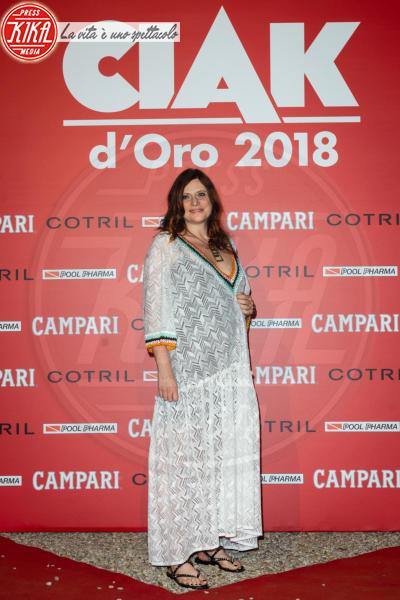 Susanna Nicchiarelli - Roma - 07-06-2018 - Ciak d'Oro, trionfano Ammore e Malavita e Chiamami col tuo nome