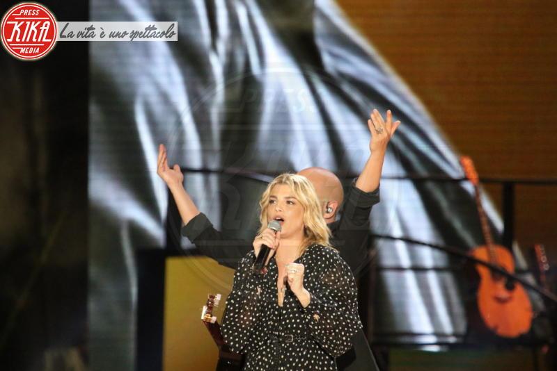 Emma Marrone, Giuliano Sangiorgi - Napoli - 07-06-2018 - Pino è, la musica italiana si riunisce a Napoli per Pino Daniele