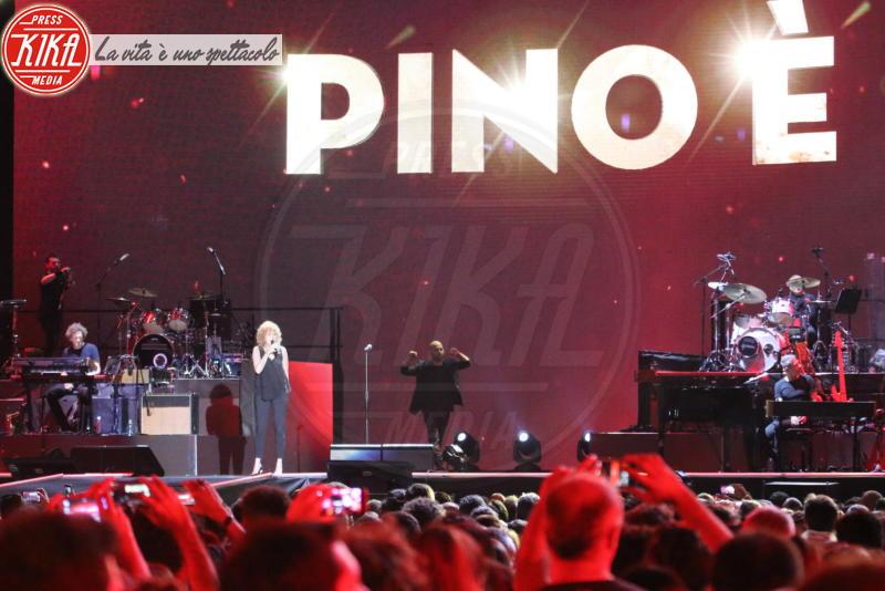 Giuliano Sangiorgi, Fiorella Mannoia - Napoli - 07-06-2018 - Pino è, la musica italiana si riunisce a Napoli per Pino Daniele