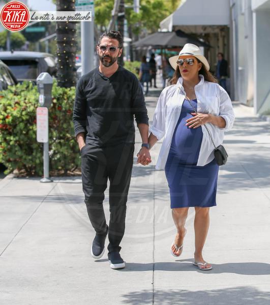 Jose Baston, Eva Longoria - Beverly Hills - 07-06-2018 - Eva Longoria è mamma! La prima foto col suo Santiago