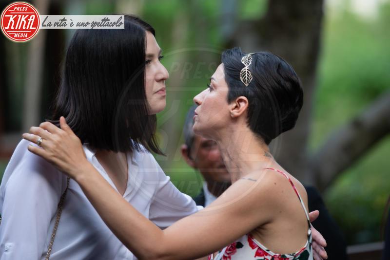 Andrea Delogu - Roma - 07-06-2018 - Montanari e Delogu, quanto amore ai 150 anni di IWC