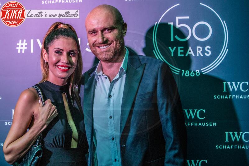 Rudy Zerbi - Roma - 07-06-2018 - Montanari e Delogu, quanto amore ai 150 anni di IWC