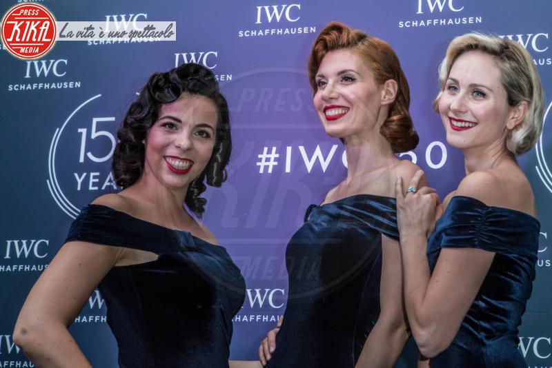 Ladyvette - Roma - 07-06-2018 - Montanari e Delogu, quanto amore ai 150 anni di IWC