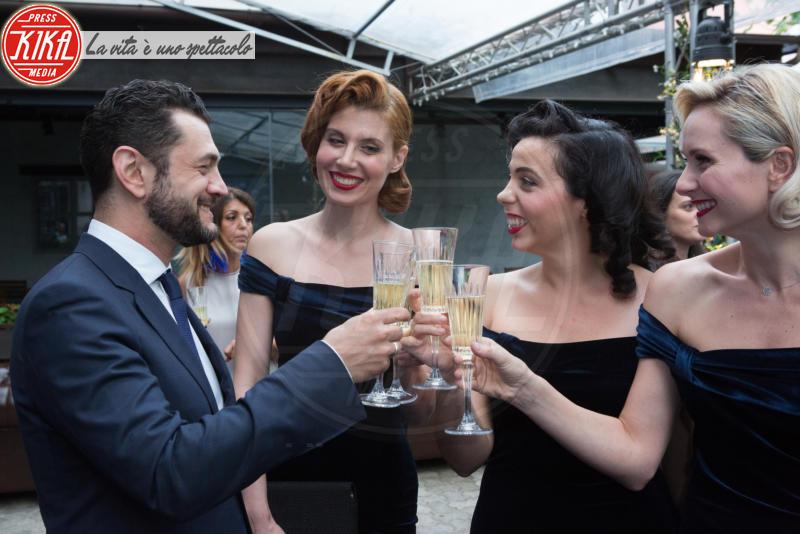 Ladyvette, Vinicio Marchioni - Roma - 07-06-2018 - Montanari e Delogu, quanto amore ai 150 anni di IWC