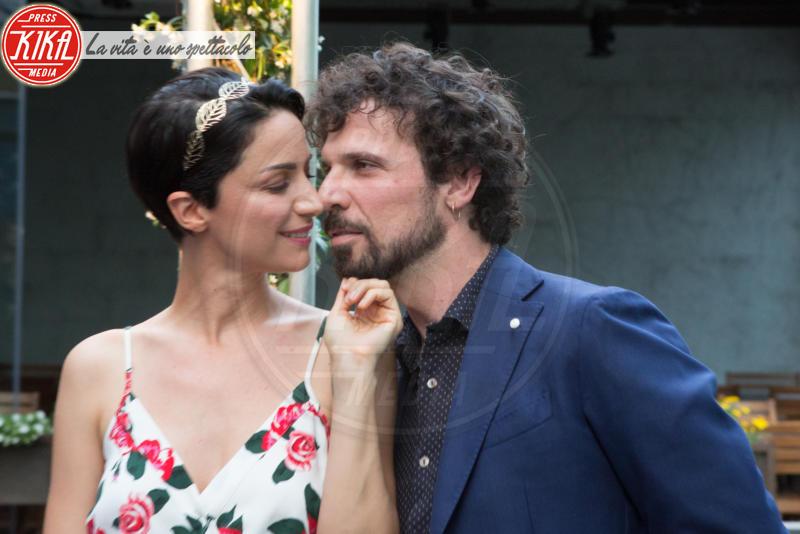 Andrea Delogu, Francesco Montanari - Roma - 07-06-2018 - Montanari e Delogu, quanto amore ai 150 anni di IWC