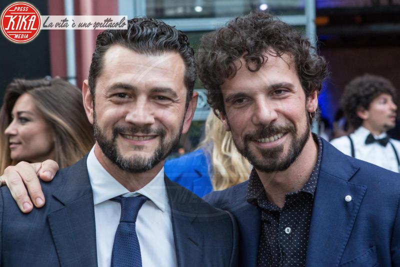 Francesco Montanari, Vinicio Marchioni - Roma - 07-06-2018 - Montanari e Delogu, quanto amore ai 150 anni di IWC