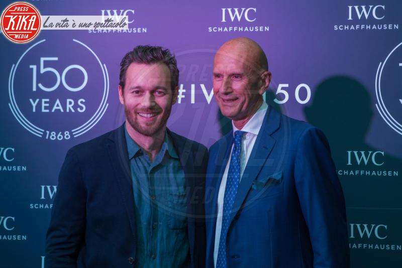 Giorgio Marchesi - Roma - 07-06-2018 - Montanari e Delogu, quanto amore ai 150 anni di IWC