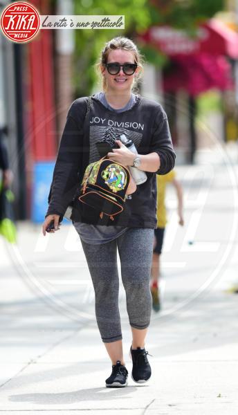 Hilary Duff - Los Angeles - 26-05-2018 - Fiocco rosa per Hilary Duff: l'attrice aspetta una bimba
