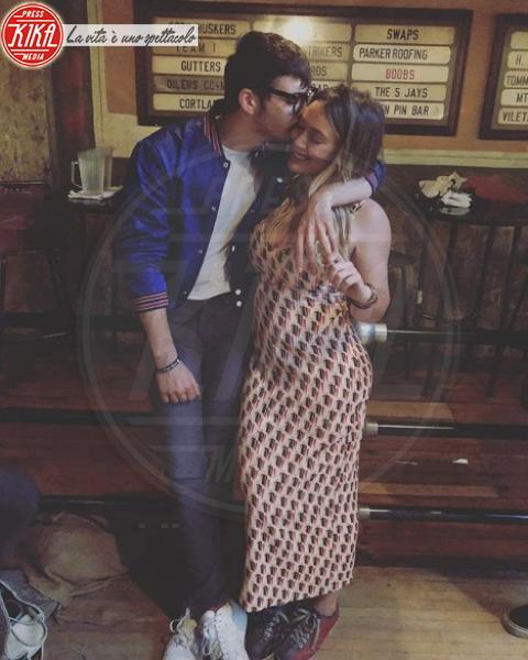 Matthew Koma, Hilary Duff - Los Angeles - Fiocco rosa per Hilary Duff: l'attrice aspetta una bimba